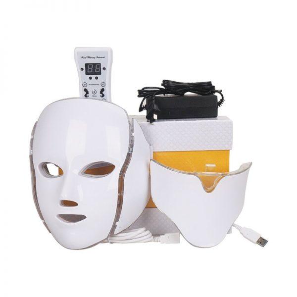 ماسک-ال-ای-دی-led-facial-mask